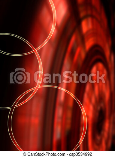 Abstract background - csp0534992