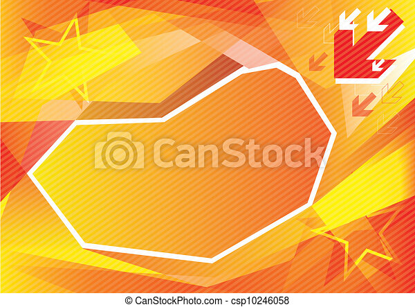 abstract background - csp10246058