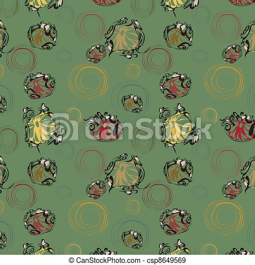 Abstract background - csp8649569