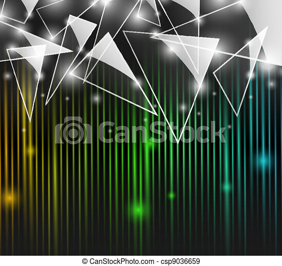 Abstract background - csp9036659