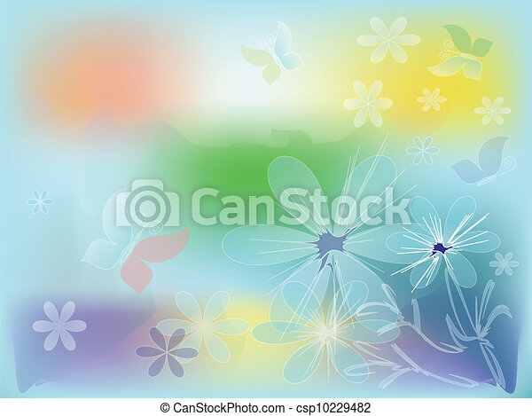 Abstract background - csp10229482