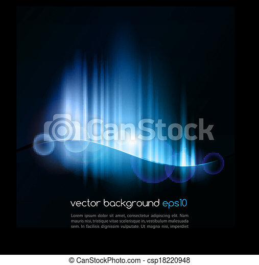 Abstract background - csp18220948
