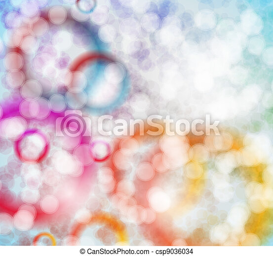 Abstract background - csp9036034