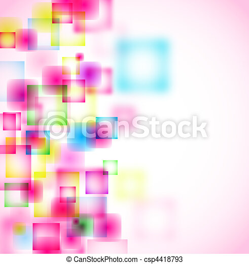 abstract background - csp4418793