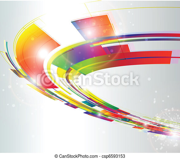 Abstract background - csp6593153