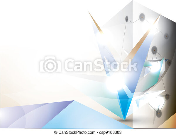 abstract background  - csp9188383