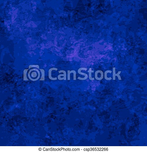 Abstract background for your design. Blue color. - csp36532266