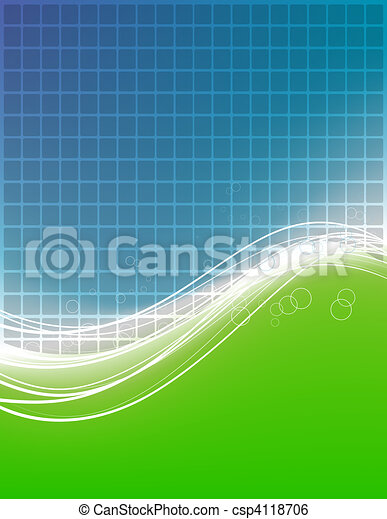 Abstract background for your design - csp4118706