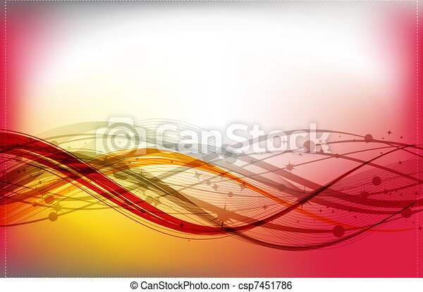 Abstract background for your design - csp7451786