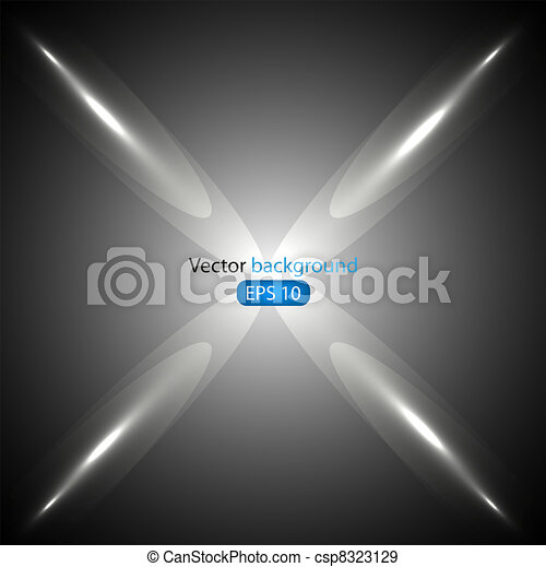abstract background for your design. Vector illustration - csp8323129