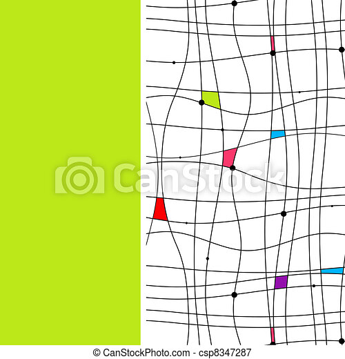 Abstract background for your design - csp8347287