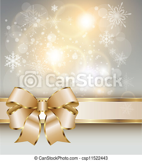 Abstract background gold. - csp11522443