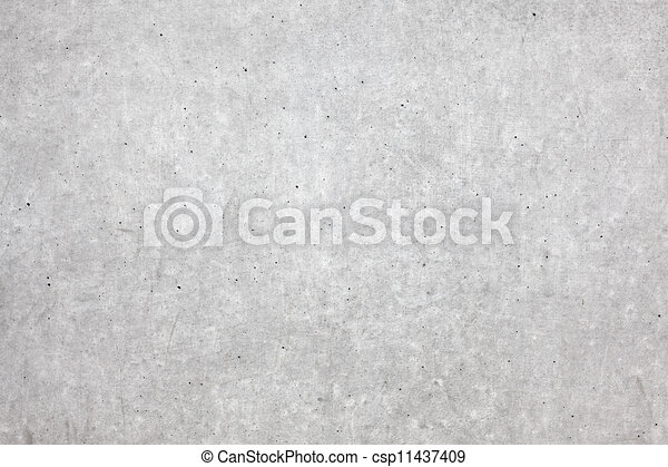 Abstract background, grey cement wall - csp11437409