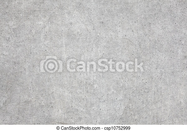 Abstract background, grey cement wall - csp10752999
