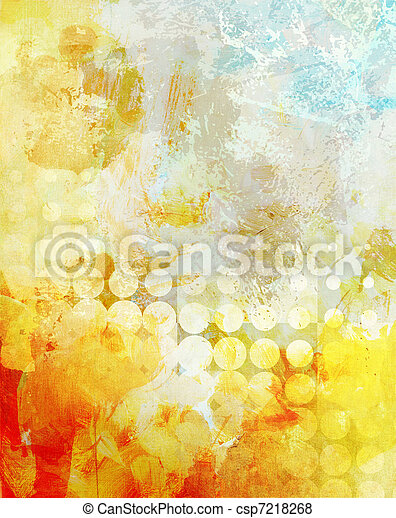 abstract background grunge - csp7218268