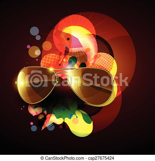 abstract background - csp27675424