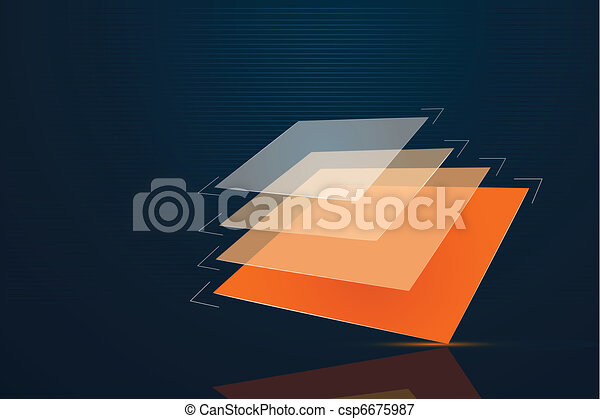 Abstract Background - csp6675987