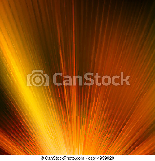 Abstract background in red tones. EPS 10 - csp14939920