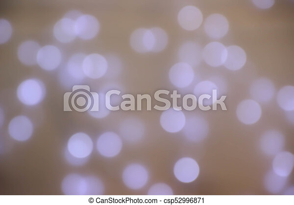 abstract background light Bokeh. - csp52996871