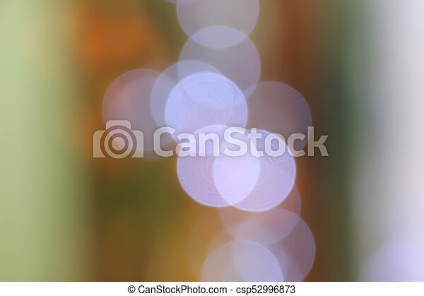abstract background light Bokeh. - csp52996873
