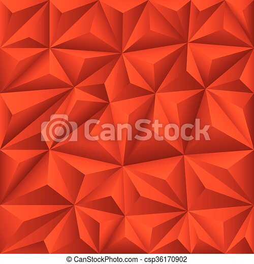 Abstract background of different geometric figures - csp36170902