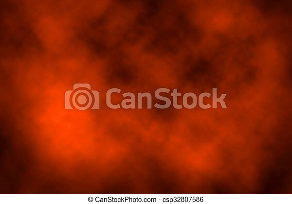 Abstract Background Orange Colour