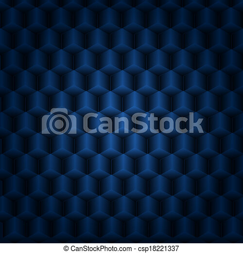 Abstract background pattern with 3d effect - csp18221337