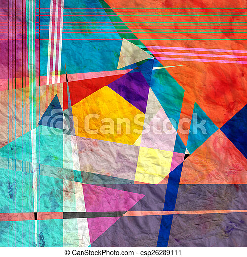 abstract background - csp26289111