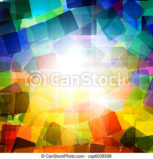 Abstract background - csp6038598