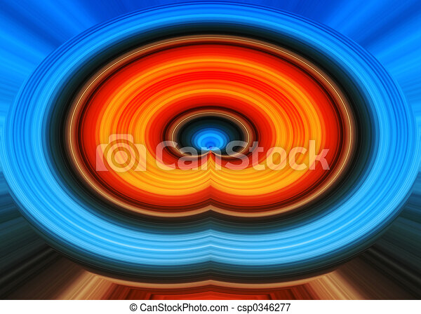Abstract background - csp0346277