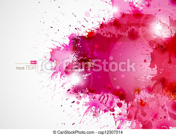 Abstract Background - csp12307014