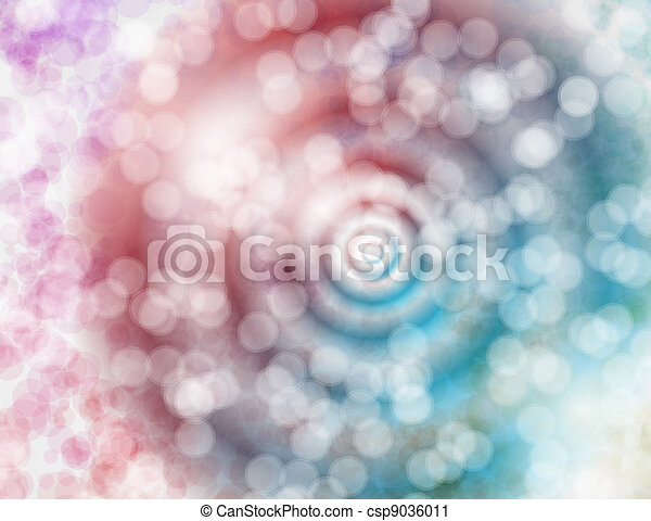 Abstract background - csp9036011