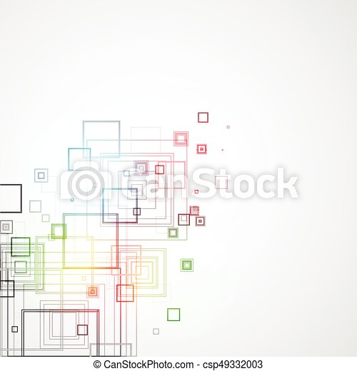 Abstract background - csp49332003