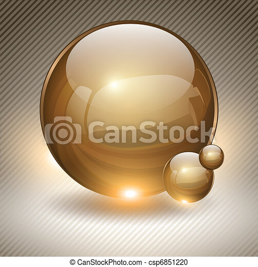 Abstract background. - csp6851220