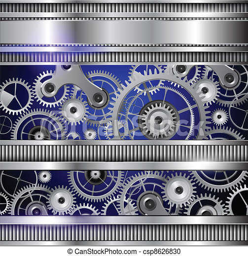 Abstract  background - csp8626830