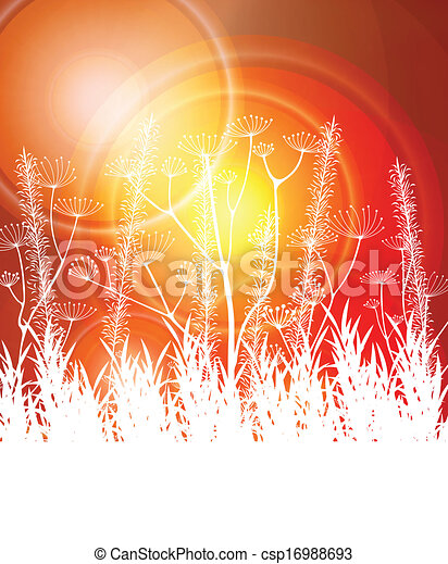 Abstract background vector - csp16988693