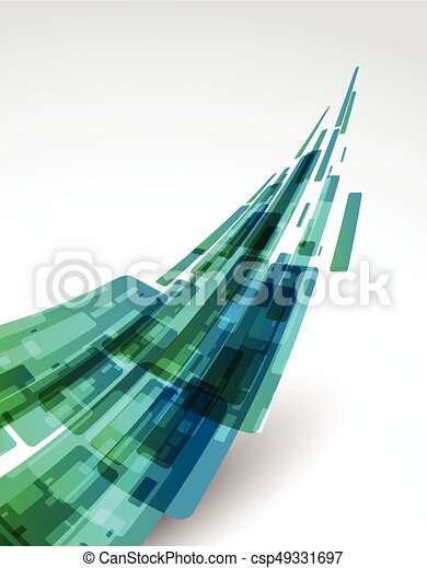 Abstract background. Vector - csp49331697