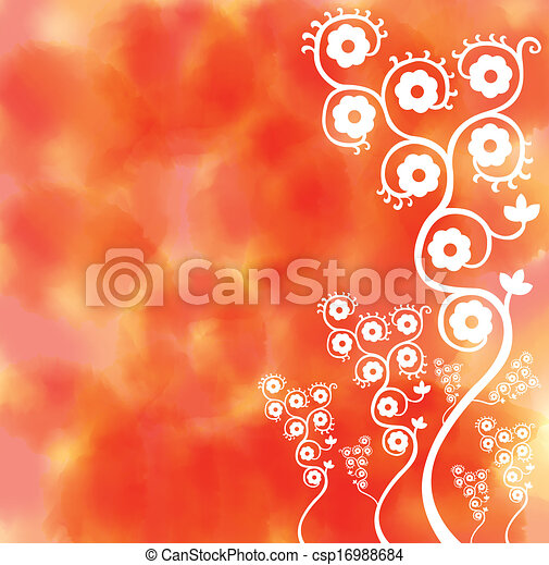 Abstract background vector - csp16988684