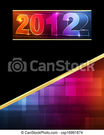 Abstract background vector - csp16991874