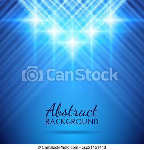 Abstract Background with Beautiful Rays of Light - csp21151443