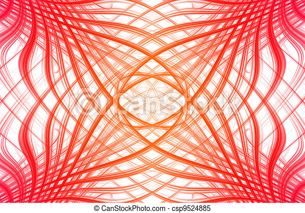 Abstract background with colorful - csp9524885