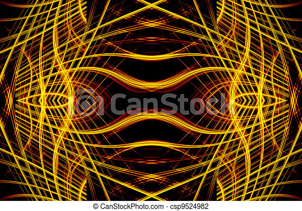Abstract background with colorful - csp9524982