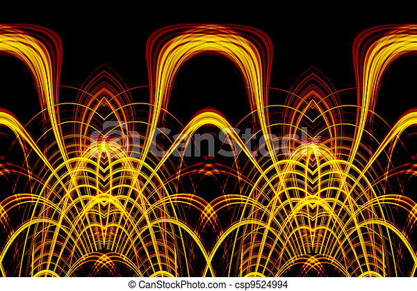 Abstract background with colorful - csp9524994