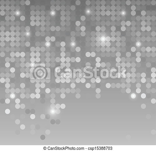 Abstract background with dots - csp15388703
