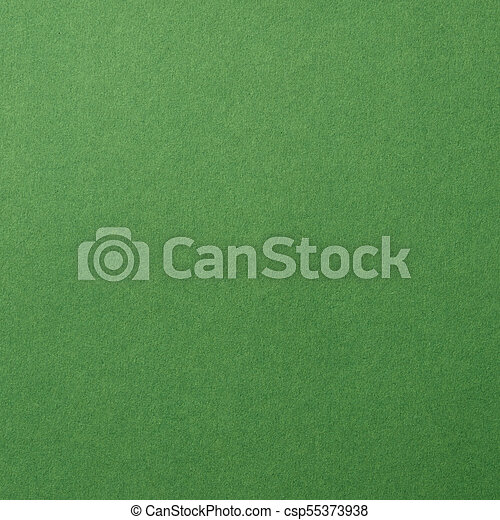 Abstract background with green felt texture. - csp55373938