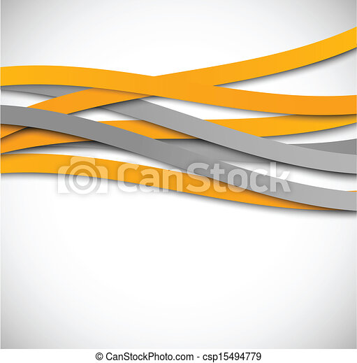 Abstract background with lines - csp15494779