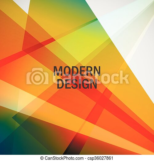 Abstract background with place for your text - csp36027861