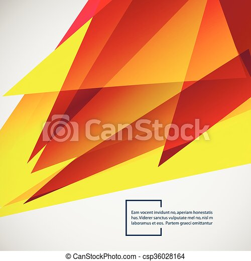 Abstract background with place for your text - csp36028164