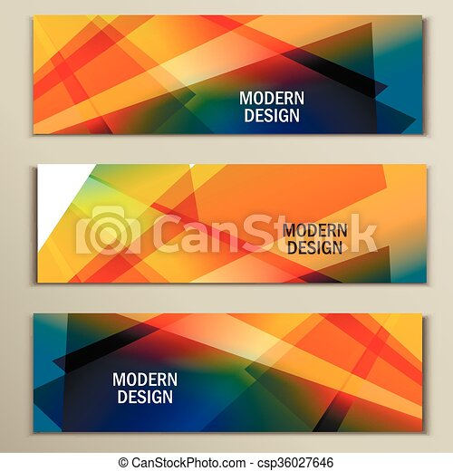 Abstract background with place for your text - csp36027646