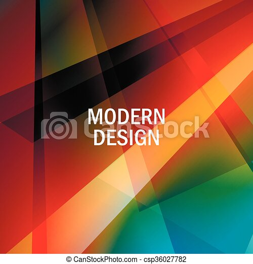 Abstract background with place for your text - csp36027782